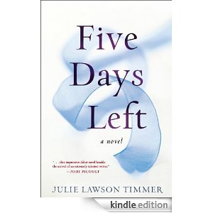 Five Days Left (kindle edition)