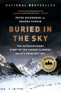 Buried in the Sky (nook book)