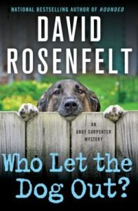 David Rosenfelt dog